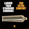 Trojan Magnum Large Size Condoms 36 Count extra comfort