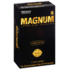 Trojan Magnum Large Size Lubricated Condoms 12 Count left