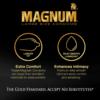 Trojan Magnum XL Lubricated Condoms extra comfort