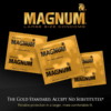Trojan Magnum XL Lubricated Condoms gold standard