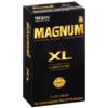 Trojan Magnum XL Lubricated Condoms