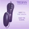 Trojan Vibrations Vibrating Bullet new look