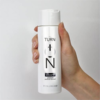 Turn On Silicone Based Personal Lubricant 8 oz in hand