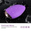 Utimi 10-Speed Love Egg Vibrator Purple silicone