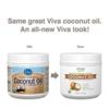 Viva Naturals Organic Extra Virgin Coconut Oil 32 Ounce design change