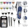 Wahl Color Pro Complete Hair Cutting Kit 79300-400T parts
