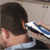 Wahl Color Pro Hair Clipper Kit Model 79300-1001 in use