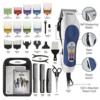 Wahl Color Pro Hair Clipper Kit Model 79300-1001 parts