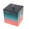 We-Vibe Sync Adjustable Couples Vibrator Aqua box