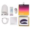 We-Vibe Sync Adjustable Couples Vibrator box contents
