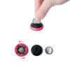 ZEMALIA Doris Remote Control Vibrating Silicone Bullet Egg batteries