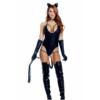 Untamed Sexy Cat Costume full